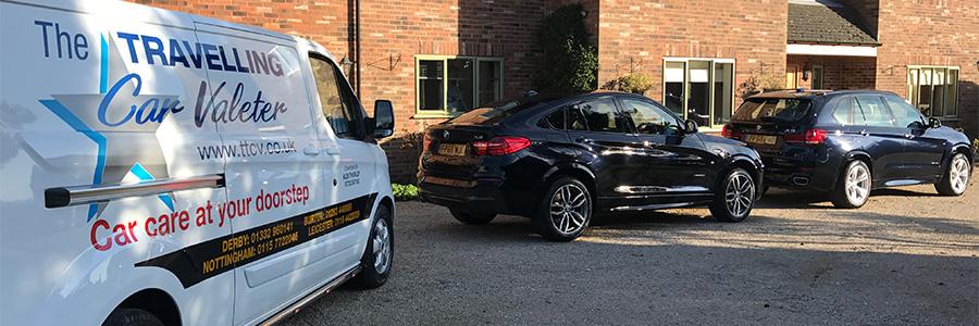 Mobile Car Valet in Nottingham