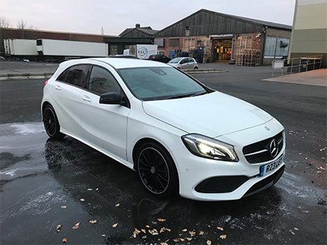 car cleaning Nottingham